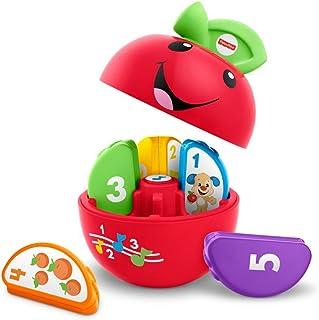 jouet pour enfant d/ès 3 ans FNK69 jouer avec les chiffres Fisher-Price Table de Calcul R/éfl/échir et Apprendre