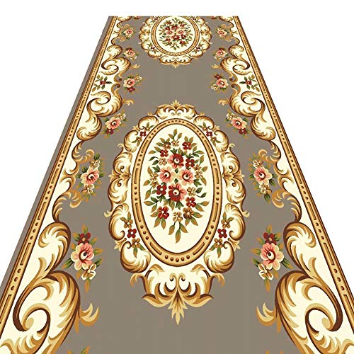 Tapijtloper, hal, Cuisian tapijt, hal, vuilafstotend, traditionele Perzische stijl, geurloos, reiniging 0.6x1.2m B