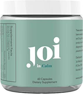 Sponsored Ad - Joi Wellness Calm | Anti-Stress and Anxiety Relief | Sustainably Sourced | Curated Blend of Adaptogens, Her...