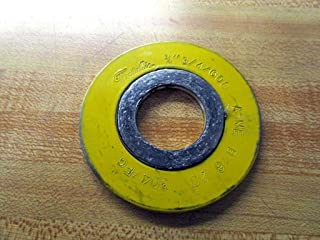 FlexItAllIC Green Band, 3-1//4 Outside Dia 00325700221-316 Stainless Steel with 316 Inner Ring Spiral Wound Metal Gasket