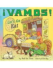 !Vamos! Let's Go Eat