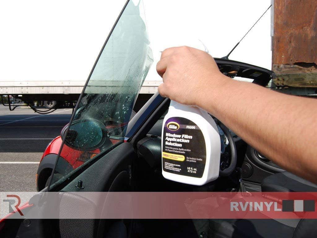 Rtint Window Tint Kit for Fiat 500 2012-2017 Coupe - Back Kit 20/%