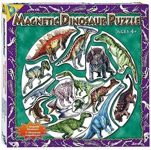 Orb Factory - Puzzle magnétique Dinosaures
