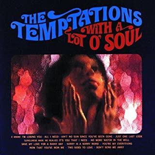 With A Lot O' Soul Original recording reissued, Original recording remastered, Import Edition by Temptations (1998) Audio CD