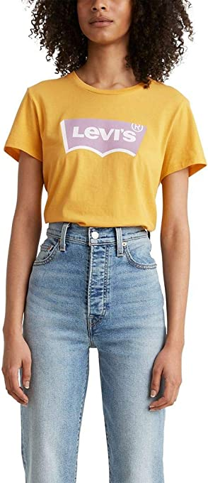 Levi's Women's Perfect Tee-Shirt (Standard and Plus)