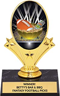 Fantasy Football Trophy - Custom Fantasy Football Picks Trophy