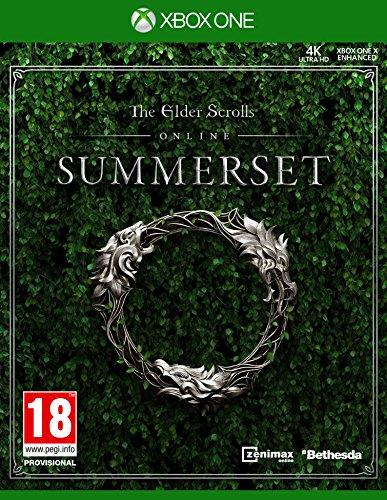 The Elder Scrolls Online Summerset Xbox One Game