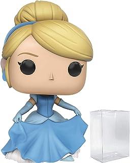 Disney Princess: Cinderella - Cinderella Gown Version Funko Pop! Vinyl Figure (Includes Compatible Pop Box Protector Case)