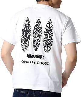 (グルーブオン)GROOVEON tシャツ メンズ おおきいサイズ 半袖 ロゴ プリント トップス サーフ系 カットソー サーフ ボード サーフィン 柄 gost4603