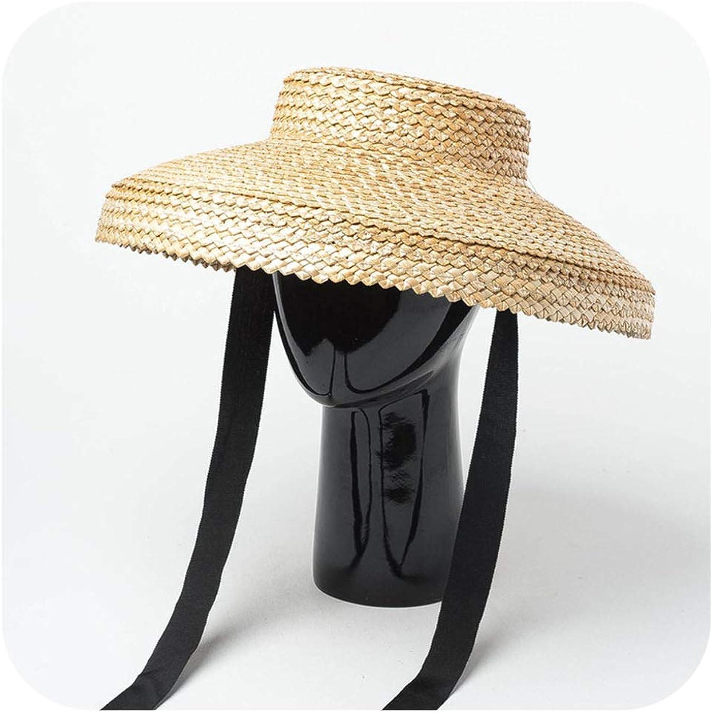 Summer Handmade Straw Pineapple Pattern Holiday Sun Cap Men V Women Leisure Beach Hat