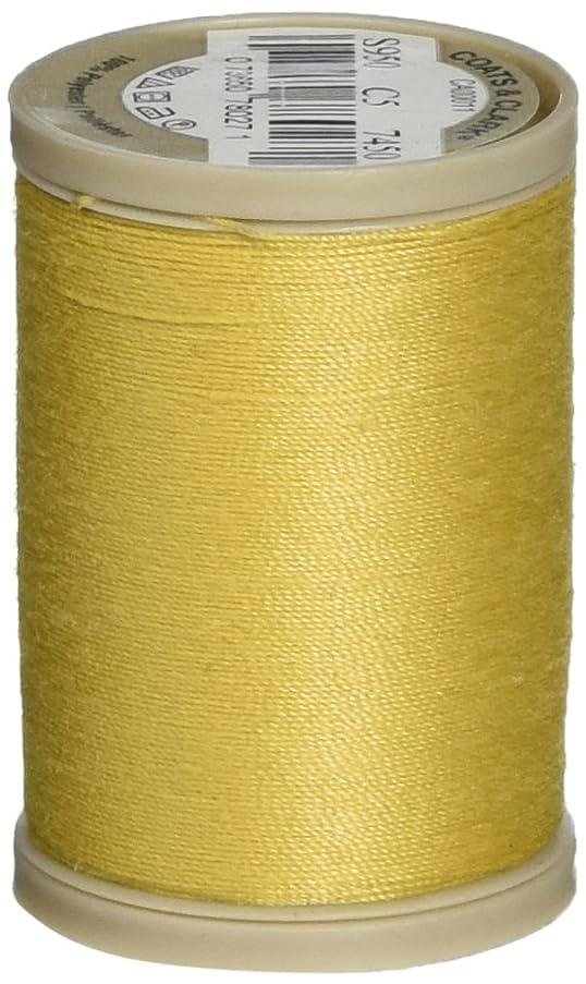 COATS & CLARK S950-7450 Dual Duty XP Heavy Thread, 125-Yard, Temple Gold