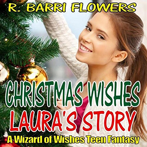 Christmas Wishes: Laura's Story audiobook cover art