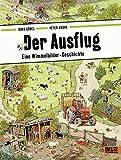 Der Ausflug - Eine Wimmelbilder-Geschichte. Vierfarbiges Pappbilderbuch