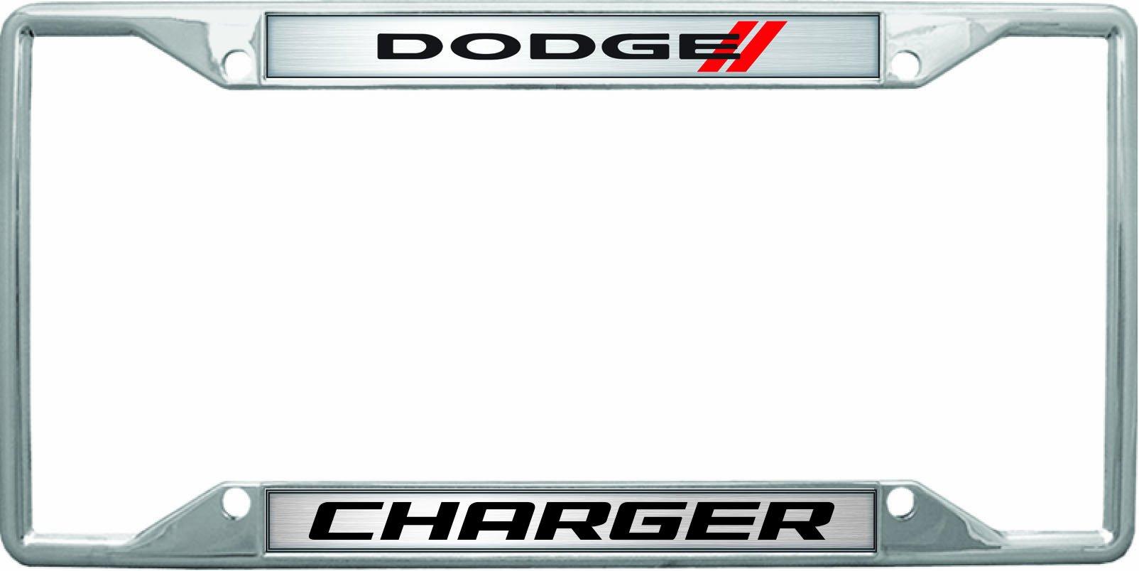 Eurosport Daytona DodgeCharger License Plate