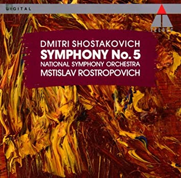 Shostakovich : Symphony No.5