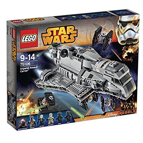 LEGO Star Wars 75106 - Imperial Assault Carrier