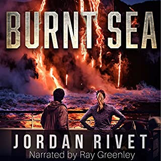 Burnt Sea: A Seabound Prequel cover art