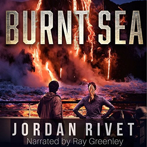 Burnt Sea: A Seabound Prequel audiobook cover art