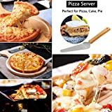 Zoom IMG-1 pala pizza set tedgem accessori