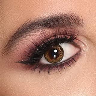 Freshlook Daily One-Day Color Mystic Hazel Powerless - 10 Lens Pack