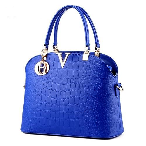 43fbeb4a3a03b New Hot Women Handbag Shoulder Bags Tote Purse Faux Leather Hobo Bag  Satchel Beautiful