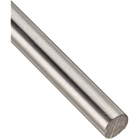 """3//4/""""  Dia  Stainless Steel Rod Bar   Round 304   2 pcs  24/"""" length"""