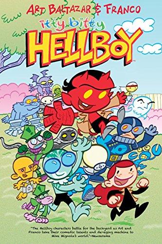 Itty Bitty Hellboy (Itty Bitty Comics) (English Edition)