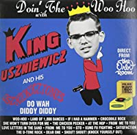 DOIN' THE WHOO HOO WITH [LP] [12 inch Analog]