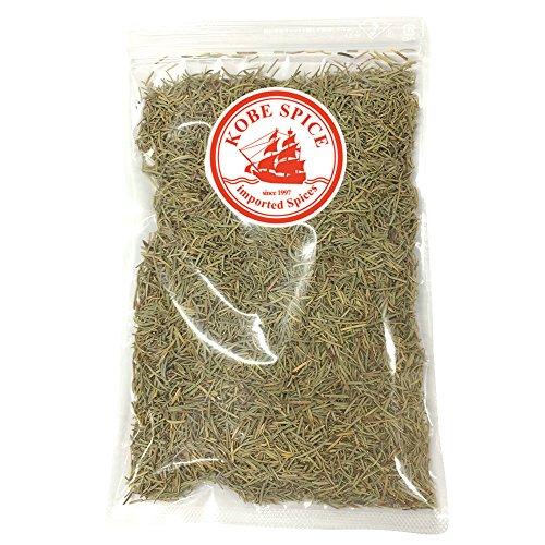 神戸スパイス ローズマリー 100g Rosemary マンネンロウ 迷迭香 ハーブ ローズマリー茶 ハーブティー 業務用