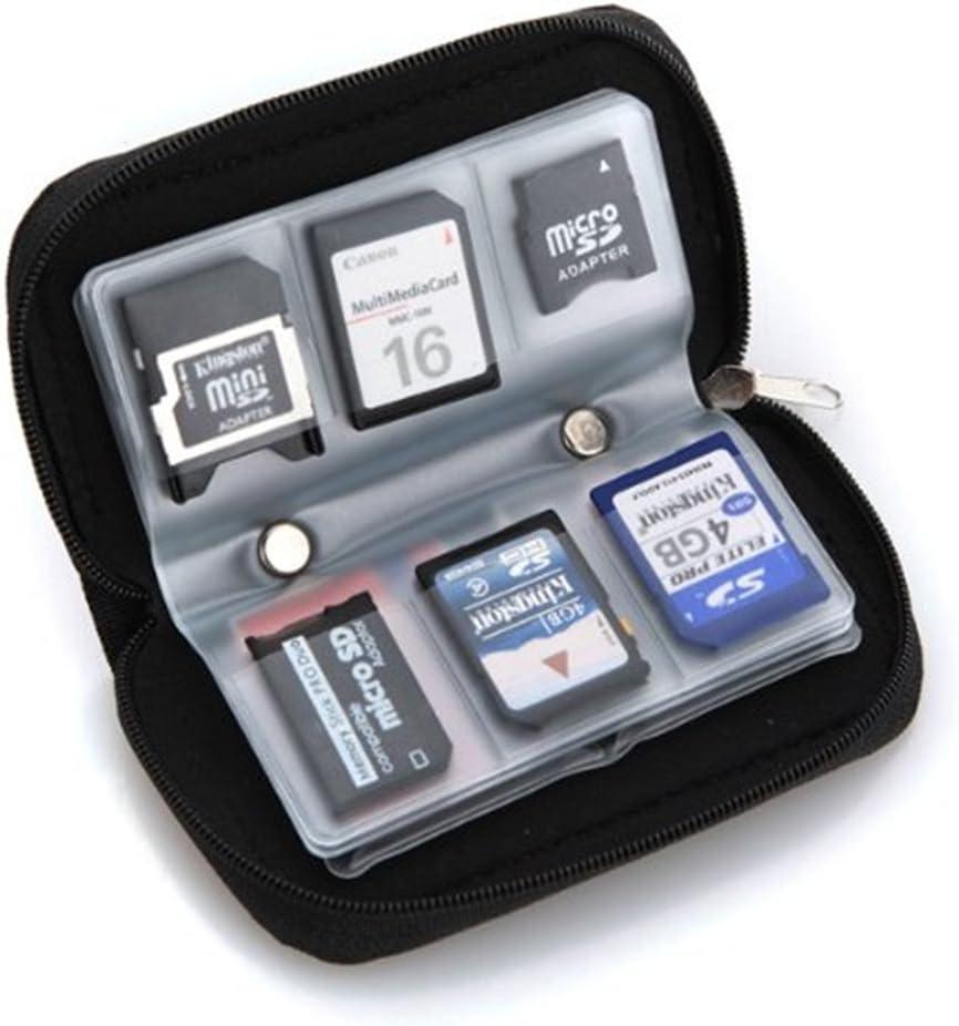 Kingston 32GB MicroSD HC MicroSDHC Memory Card 32 GB SDC4/32GB with Adapter, USB 2.0 MemoryMarket Dual Slot MicroSD & SD Memory Card Reader and MemoryMarket Memory Card Wallet