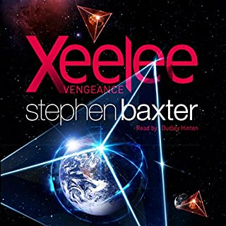 Xeelee: Vengeance cover art