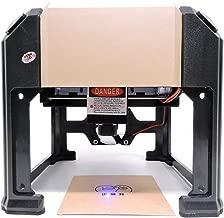 MaquiGra Mini M/áquina de Estampado en Caliente Inteligente para Hacer Logo en Cuero Madera PVC Papel Port/átil Impresora en Relieve Manual El/éctrica Profesional Multifuncional 5 * 7cm
