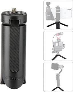 ULANZI Mini Gimbal Tripod Stand w 1/4'' Screw Compatible with DJI OSMO Mobile 2 1 OSMO Pocket Zhiyun Smooth q 4 Moza Feiyu Vimble 2 Hohem Gimbal Stabilizer Accessories