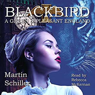 Blackbird: A Green and Pleasant England audiobook cover art
