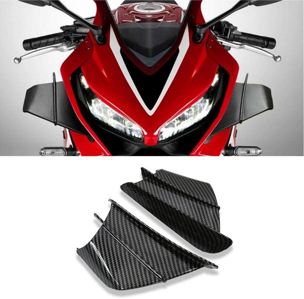 Bohisen Motorcycle Houston Mall Winglet Carbon Fairing Fiber ABS Price reduction W