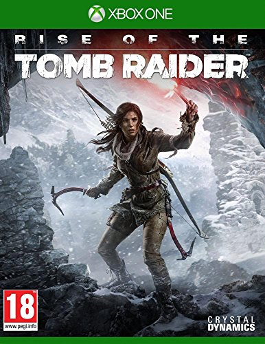 Rise of the Tomb Raider - Xbox One - [Edizione: Francia]