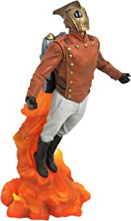DIAMOND SELECT TOYS The Rocketeer Gallery PVC Figure, Multicolor