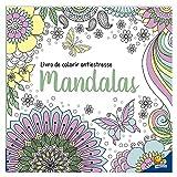 Livro de Colorir antiestresse: Mandalas