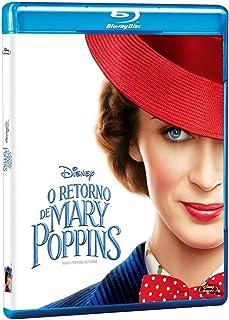 O Retorno De Mary Poppins [Blu-ray]