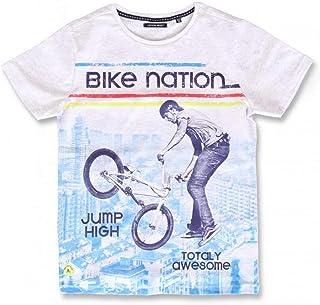 a277beb00b7 LEMON BERET T-Shirt Manga Corta NIÑO 142816G Gris