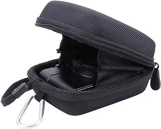 パナソニック(Panasonic) DMC-TZ85/TZ90/TZ95コンパクトデジタルカメラ 対応 専用収納ケース (ブラック)