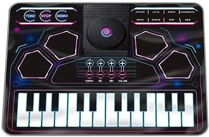 HXGL-piano Aprendizaje de Teclado para niños DJ ...