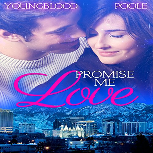 Promise Me Love audiobook cover art