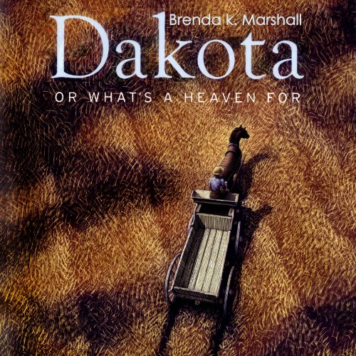 Dakota, or What's a Heaven For audiobook cover art