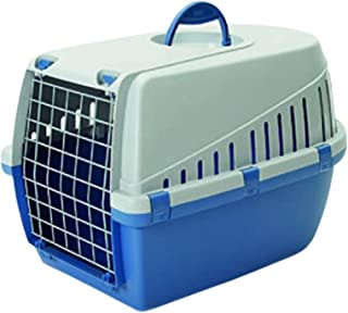 Saivc Zephos 2 Pet Carrier, 22 x 15 x 13 inch, Travel Transport Carrier for Small Dogs and Cats Weighing up to 7 kg, Suita...