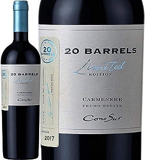 コノスル・20バレル・リミテッド・エディション・カルメネール 2017チリ 赤ワイン 750ml 辛口 Cono Sur 9