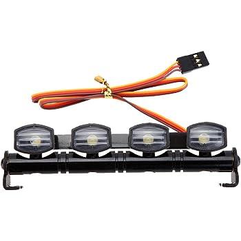 Function Ultra Light LED Bar For AX-505W 1//10 1//8 Scale 505W RC Car Spotlight