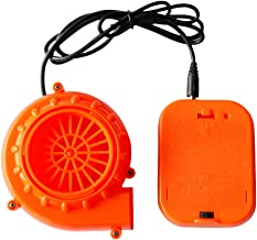 AOGU Costume Blower Fan for Inflatable Game Clothing Suits Dinosaur Costume - Orange Air Pump