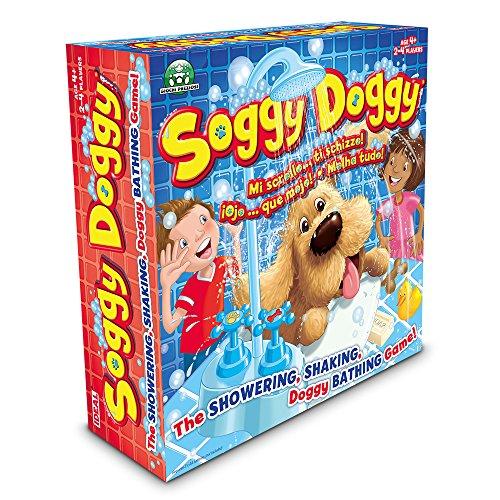 Soggy Doggy- Juego, Perro Que Moja (Giochi Preziosi Spagna GGY00001)