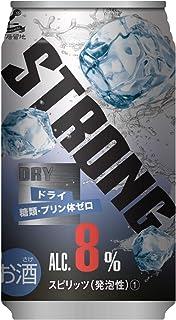 神戸居留地 ストロング チューハイ ドライ 糖類ゼロ [ 350ml×24本 ]